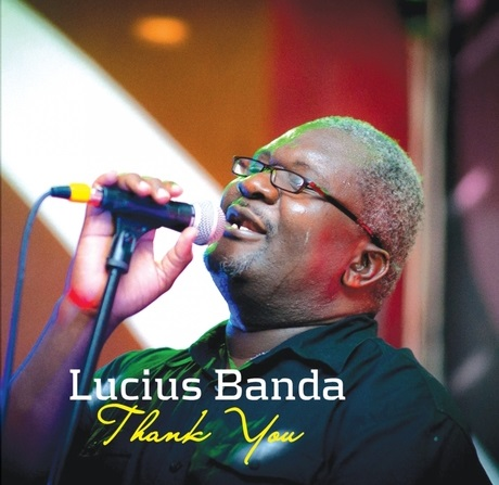 Lucius Banda - Thank You (2016) - Full Album