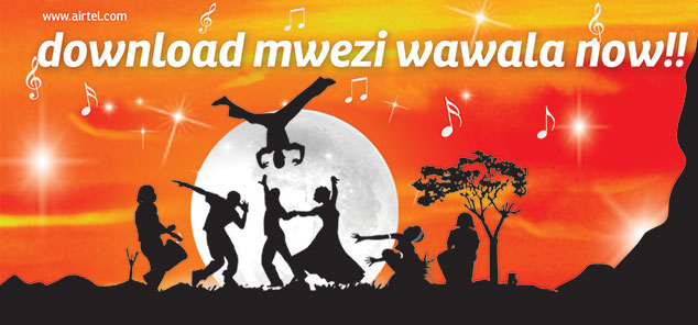Various Artists - Mwezi Wawala